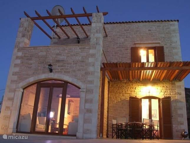 Vakantiehuis Griekenland, Kreta, Rethymnon Villa Villa Helena