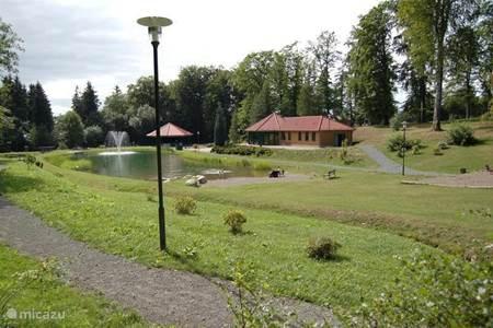 Kurpark in Friedrichsbrunn