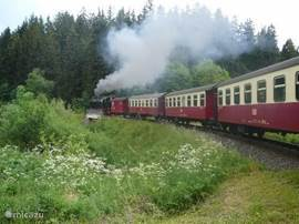Do not forget an unforgettable train ride to the Brocken to make.
