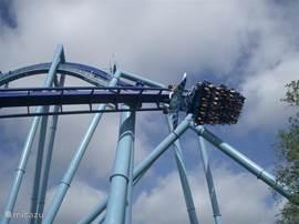 De bekende Disney parken liggen op ca. 1 uur rijden Inverness. Spectaculaire 8-banen of rustig wandelen in Magic Kingdom of Epcot Centre.