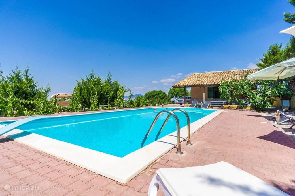 Vakantiehuis Italië, Sicilië, Leonforte vakantiehuis Casa Leonforte