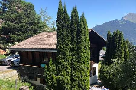 Vakantiehuis Zwitserland – chalet Malix (Graubunden)