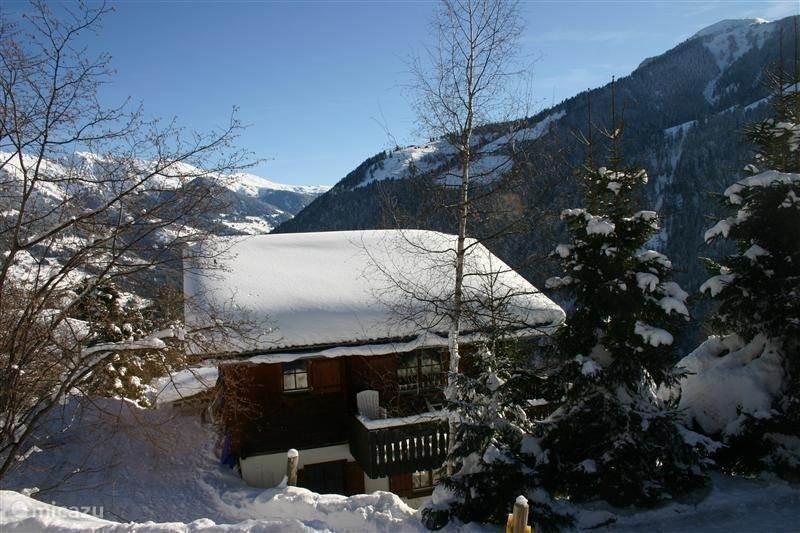 Vakantiehuis Zwitserland, Graubünden, Malix Chalet Malix (Graubunden)