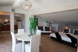 Penthouse appartement: grote studio, gecreeerd om te genieten!