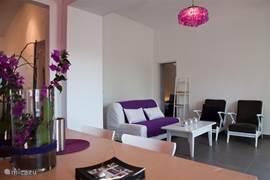 Gastenhuisje Cascata de Flores: van alle gemakken voorzien met twee aparte slaapkamers.