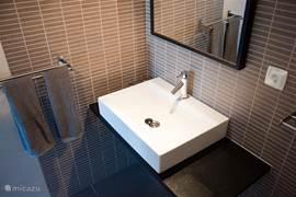 Gastenhuisje Cascata de Flores: moderne badkamer met hydromassage douche...