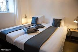 Gastenhuisje Cascata de Flores: twee aparte slaapkamers.