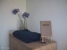 Casa Verdazul: volop gastvrijheid; een plek om terug te komen... (citaat uit gastenboek)