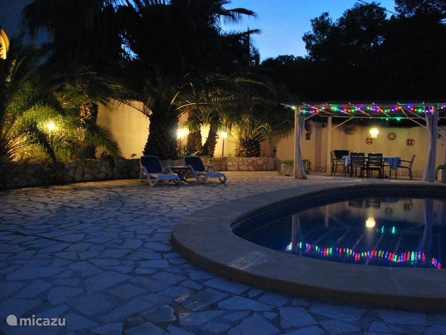 Vakantiehuis Spanje, Costa Blanca, Moraira Villa Casa Christa