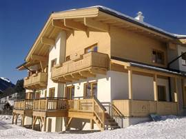 Super luxury apartment in Saalbach Hinterglemm ski area.