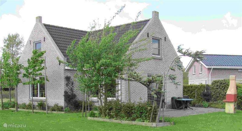Vakantiehuis Nederland, Friesland, Tzummarum Vakantiehuis Waterjuffer