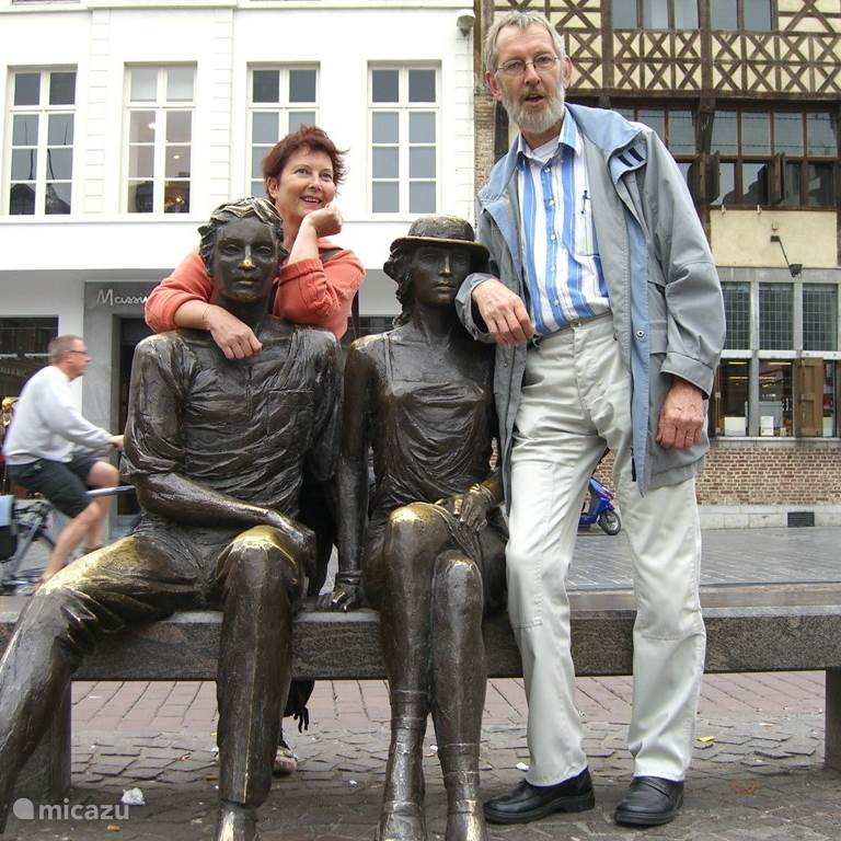 Kristina & Arie van der Arend