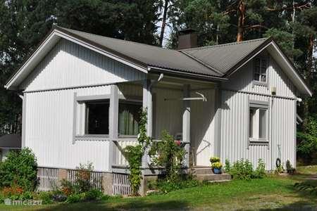 Vakantiehuis Finland – vakantiehuis Luvia-Niemi