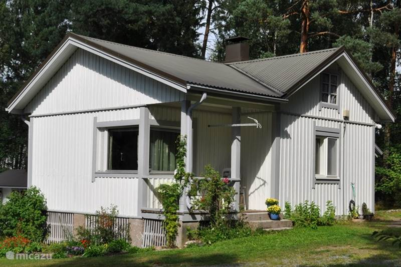 Vakantiehuis Finland, West-Finland, Luvia Vakantiehuis Luvia-Niemi