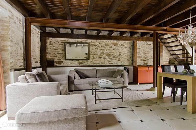 Vakantiehuis Frankrijk, Haute-Vienne, Coussac-Bonneval Geschakelde woning Limousin
