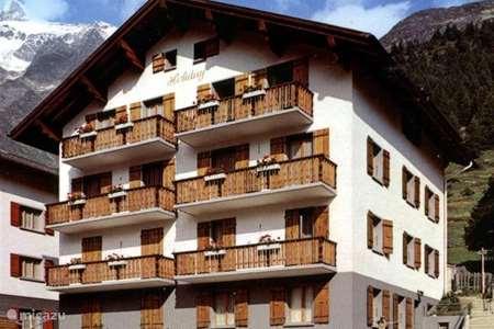 Vakantiehuis Zwitserland – appartement Holiday