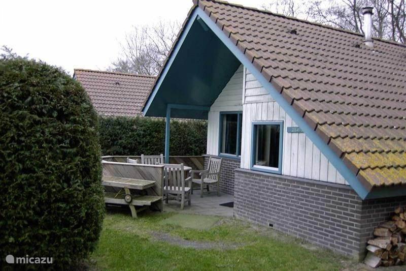 Vakantiehuis Nederland, Terschelling, Formerum Bungalow Zeebungalow