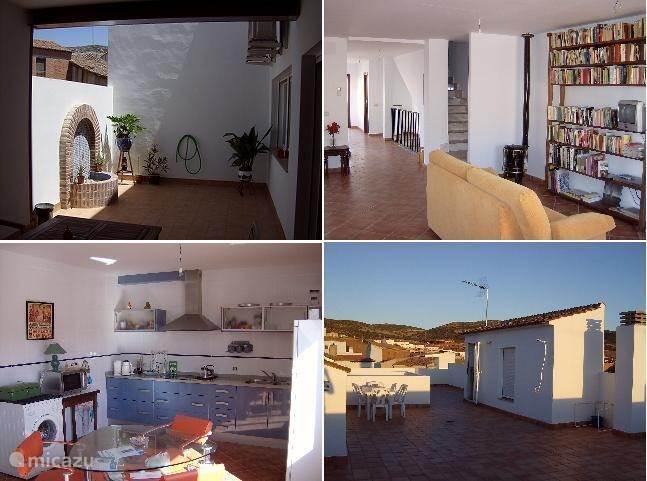 Vakantiehuis Spanje, Castilië-La Mancha, Los Navalucillos - vakantiehuis C.C.I