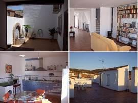 Maar 150 km. van Madrid en 70 km van Toledo ligt Los Navalucillos. Een sfeervol dorp in de Montes de Toledo. Ontdek vanuit ons moderne huis  de ongerepte natuur en de bijzondere cultuur in het hart van Spanje... het land van Don Quijote!
