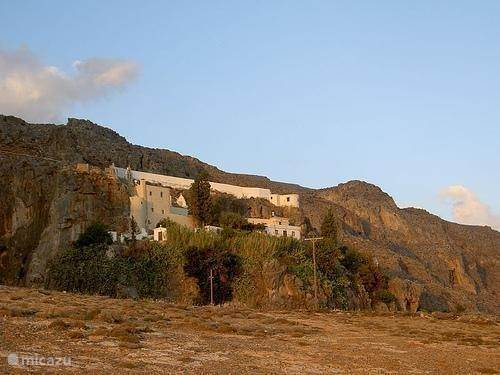 Kloosters en bergdorpjes