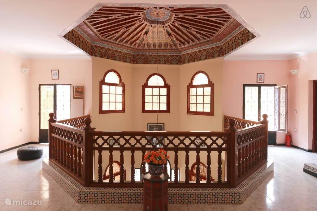 Traditioneel plafond