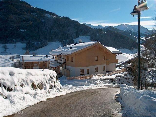 Vacation rental Austria, Salzburgerland, Hinterglemm Apartment Haus Hollandia / Hasenbach