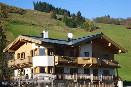Vacation rental Austria, Salzburgerland, Hinterglemm apartment Haus Hollandia / Traumlage