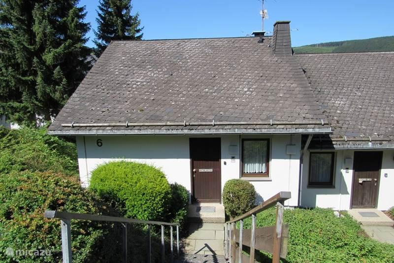 Vakantiehuis Duitsland, Sauerland, Willingen Appartement Haus Schwalefeld