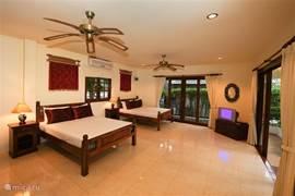 slaapkamer grand villa
