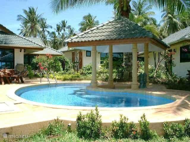 Ferienwohnung Thailand, Ko Samui, Koh Samui Villa Idyllic Samui Deluxe Villa