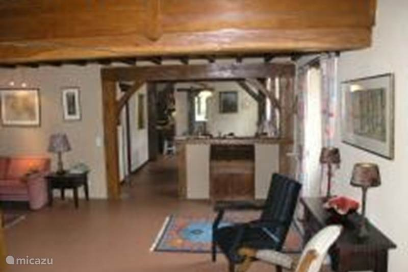 Vakantiehuis Frankrijk, Yonne, Fontenoy Villa Le Tremblay Hollandais