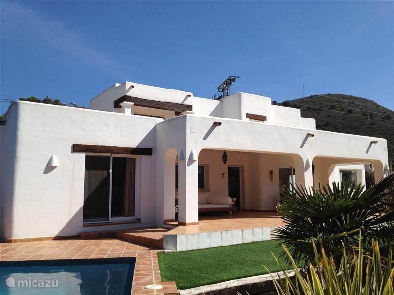 Vakantiehuis Spanje, Costa Blanca, Moraira villa Zandzeehuis