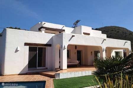 Vacation rental Spain, Costa Blanca, Moraira villa Zandzeehuis