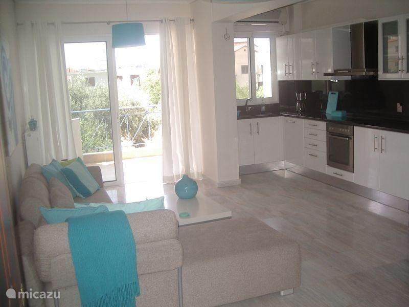 Vakantiehuis Griekenland, Peloponnesos, Kalamata - appartement Appartement Kalamata