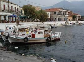 Het haventje van Agios Nikolaos