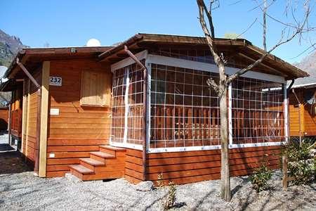 Vakantiehuis Italië, Italiaanse Meren, Porlezza chalet Chalet aan Luganomeer