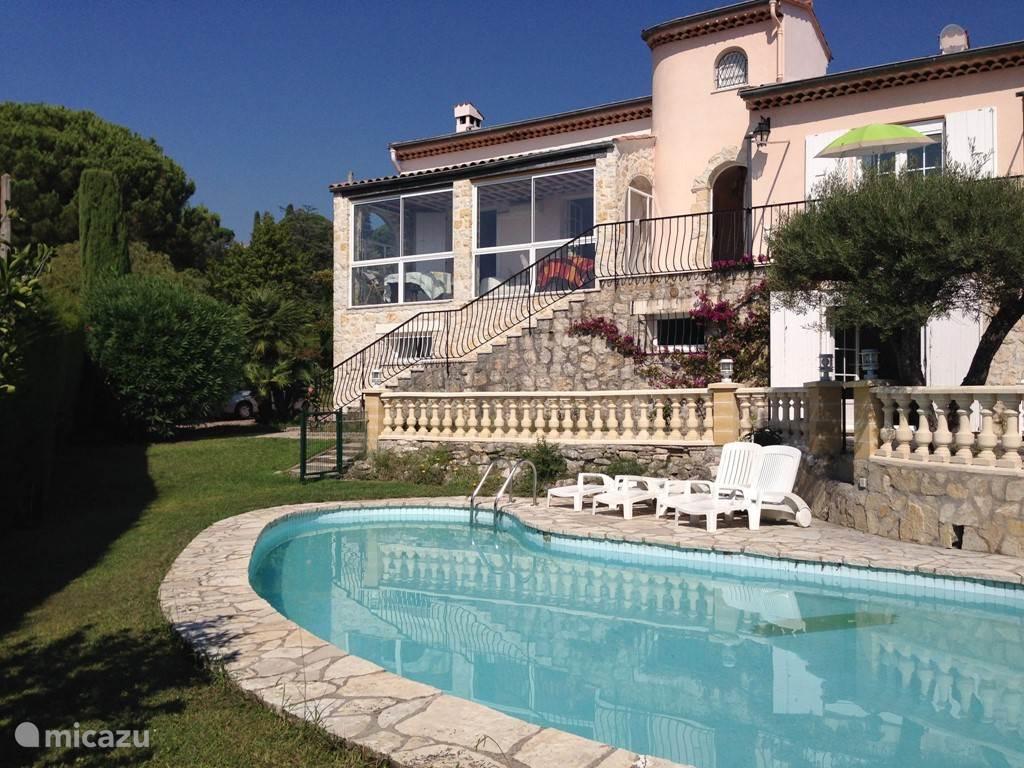 Vacation rental France, French Riviera, Vence Villa Villa Izenah