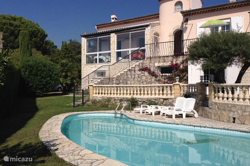 Vakantiehuis Frankrijk, Côte d´Azur, Vence Villa Villa Izenah
