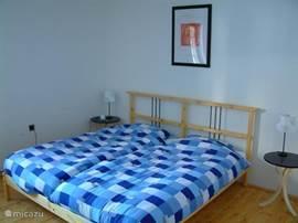grote slaapkamer beneden