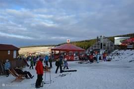 Skigebied Klinovec (10 liften/pistes)