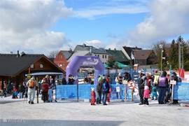 Skigebied Novako (Bozi Dar)