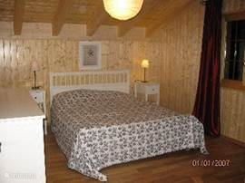 slaapkamer tweede verdieping