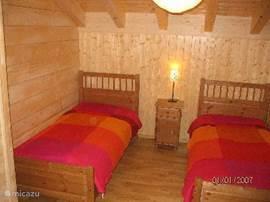 slaapkamer 2 , tweede verd.
