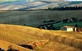 uitzicht bij San Andrea di Suasa.