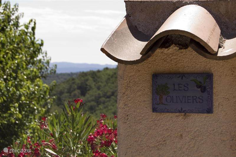 Vacation rental France, French Riviera, Seillans Villa Les Oliviers