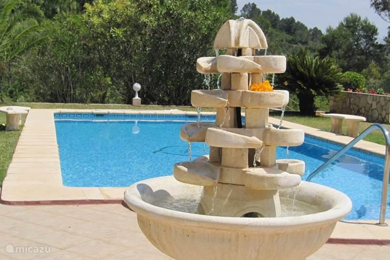 Vakantiehuis Spanje, Costa de Valencia, Barx Villa Villa Las Rocas
