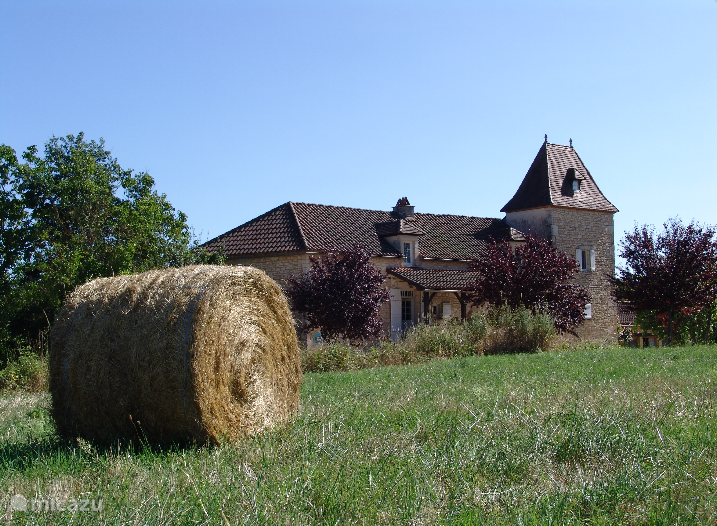 main house Domaine de Fraysse