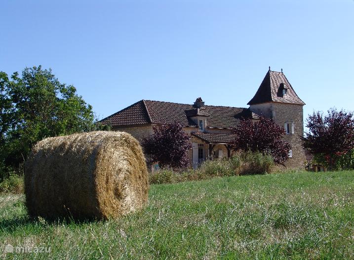 hoofdhuis Domaine de Fraysse
