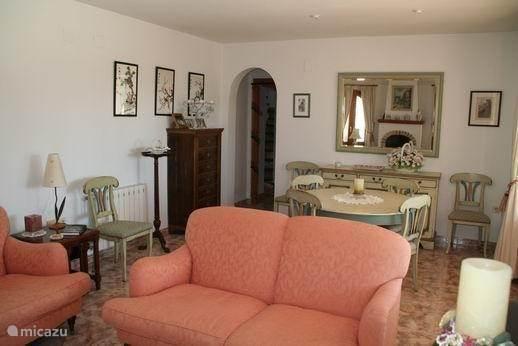 Indeling Villa Verde Moraira