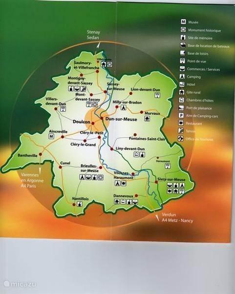 Route beschrijving vanuit Nederland